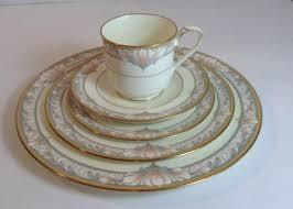 Antique Noritake China Patterns With Gold Edging Simple Noritake China Set EBay