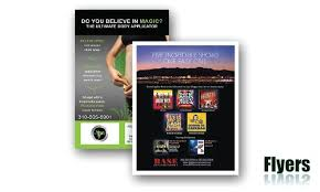 how to make a good flyer for your business las vegas flyer printing design one printing