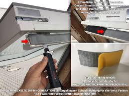 Velux Dichtung Für Griffleiste 55cm Meterware