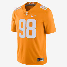 Nike College Limited Tennessee Mens Football Jersey