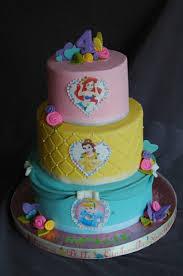 Disney Princess Birthday Cakecentralcom