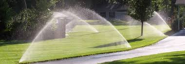 Image result for benefits of lawn sprinkler system