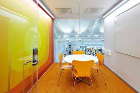 office orange. Contemporary Office Interior LEGO PMD Meeting With Orange R