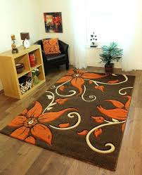 orange and brown area rug orange beige and brown rugs rug designs burnt orange brown area orange and brown area rug