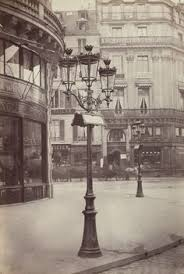 old architectural photography. Modren Architectural U0027The Elegant Gas Lamps Of Parisu0027 Photo Charles Marville French Paris  1813  D With Old Architectural Photography I