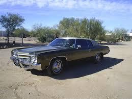 1972 Chevrolet Impala Custom Coupé related infomation ...