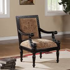 chairs with arms. Accent Chairs With Arms Attractive Wood Pertaining To 6 Steeltownjazz