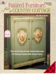 painted cottage furniturePainted Furniture for Country Cottage Decorative Painting Books at