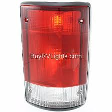 dynasty rv zeppy io dynasty 2006 2007 2008 left driver tail lamp light taillight rear rv