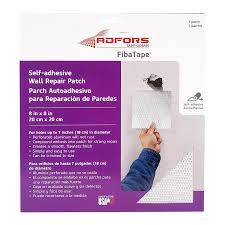 fibatape drywall repair patch 8 in x 8 in drywall repair patch