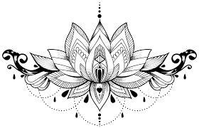 clip art images lotus png 1058