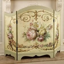 top hand painted fireplace screen design decor fresh on hand painted fireplace screen room design ideas