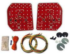 69 roadrunner lights 69 roadrunner digi tails led tail light kit w flasher 1200569 fits 1969