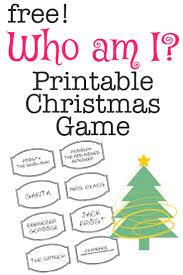 Best 25+ Printable christmas games ideas on Pinterest   Christmas ...
