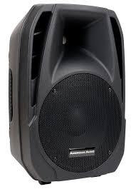 speakers 12. american audio els12a 12-inch powered speaker speakers 12