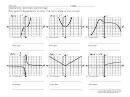and range worksheet worksheets whenjewswerefunny on graphs of functions pixelpaperskin worksheet large size