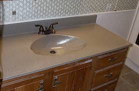 do your bathroom countertops have