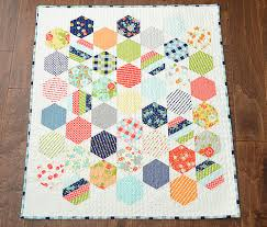 Hexie Love: Tips for Making Hexagon Quilts & The Juggle Quilt - Craftsy Adamdwight.com