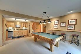 pool room wall decor table game