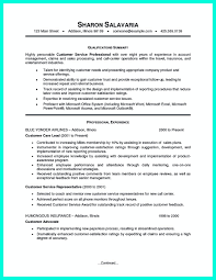 Qualifications For A Customer Service Representative Customer Service Representative Resume Summary
