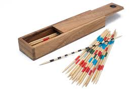 Game With Wooden Sticks Pick up Sticks Game with Free Shipping 32