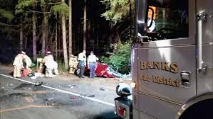 Child killed, another in hospital from deadly Highway 26 crash that ...