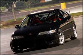 black acura integra jdm. white 16 black acura integra jdm