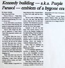 Bygone Walla Walla: vintage images of the City and County, collected by Joe  Drazan: Kennedy Building at 25 East Main; the story and the family behind  the name. Recent color photos by