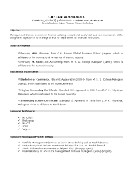 We found 70++ Images in Mba Pursuing Resume Format Gallery: