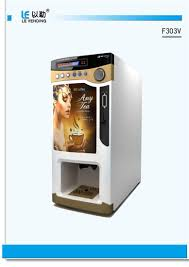 Coffee And Hot Chocolate Vending Machines Delectable China Coin Operated Hot Chocolate Coffee Vending Machine F48V