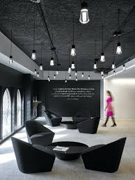 open office ceiling decoration idea. Open Office Design Ideas Trendy Designs Blinds Wall Color For Black Leather  Furniture Vaulted Ceiling . Decoration Idea