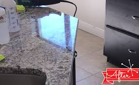 granite countertop refinishing