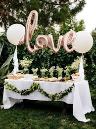 Simply Pretty Garden Wedding Party Decor Inspiration With Curatin Simple Garden Wedding Reception Ideas Design