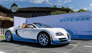 Only two exist in the world, one of which is listed for sale on james edition. Monterey 2012 Special Edition Bugatti Veyron Grand Sport Vitesse Gtspirit