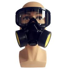 masque a gaz protective respirator mask chemical gas mask dual valve full face anti dust anti pollution mask on aliexpress com alibaba group