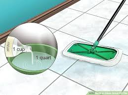 remove dry grout from tiles image titled clean grout off tile step 3