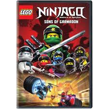 Lego Ninjago: Masters Of Spinjitzu - Season 8 (DVD)