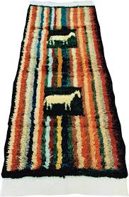 belouch tribal rug