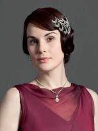 downton abbey bedazzles with vine 1920s hair accessories
