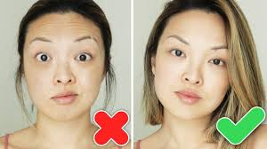10 clever tricks to look good without makeup