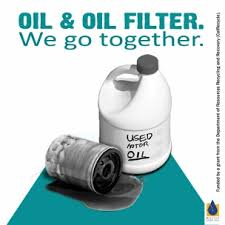 it only takes one drop of motor oil to contaminate an entire swimming pools worth of water motor oil is insoluble persistent and contains heavy metals
