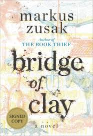 bridge of clay signed edition