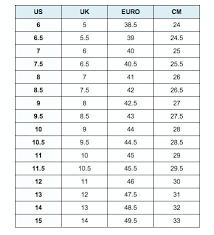 Puma Junior Size Chart Golf Gloves Size Chart Bionic Men S Glove Nike Zaferkaraman