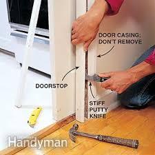 Pocket Door Repair