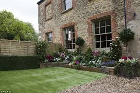 spectacular come october for minimal cost a summer garden can be transformed into