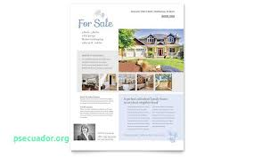 Free House Flyer Template Free House For Sale Flyer Templates New For Sale Owner Flyer Free