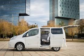 2018 nissan van. interesting 2018 2018 nissan env200 electric delivery van european version in nissan e