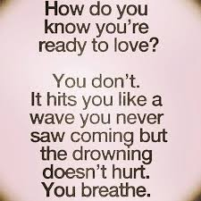 You Know You Re In Love When Quotes Enchanting Quotes About Love How Do You Know You're Ready To Love You Don't