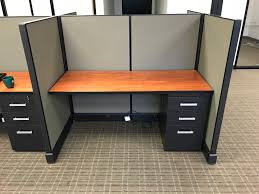 office orange. Pre-Owned Cubicles By Kimball In A Tera Colored Fabric With Glass Panels Office Orange P