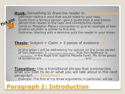 persuasive essay step by step ppt video online  2 paragraph